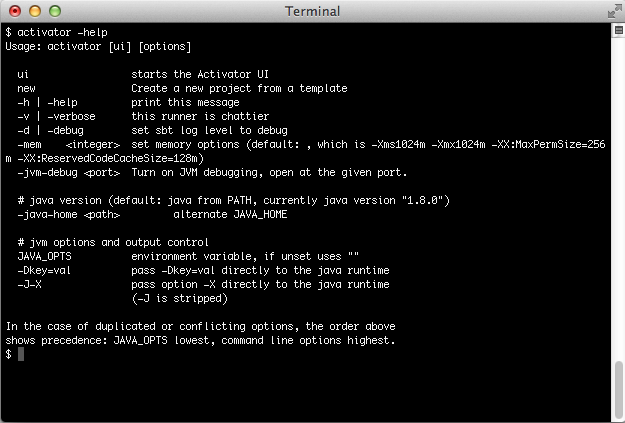 check java version in linux